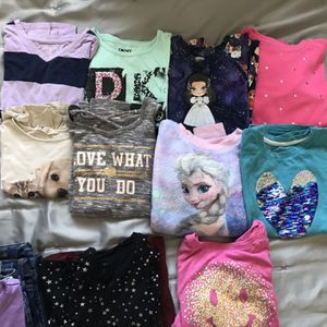 Clothes For a girl 6-7 for Sale in Des Plaines, IL