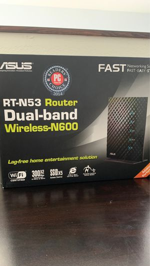 ASUS ROUTER RT-N53 for Sale in Beaverton, OR