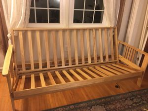 Solid Wood Futon Frame for Sale in Malvern, PA