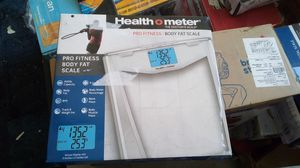 Health o meter - body fat scale for Sale in Compton, CA