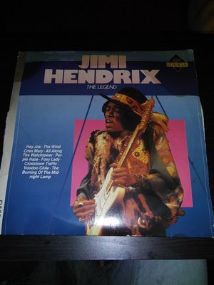 Jimi Hendrix- The Legend (LP) for Sale in New Braunfels, TX