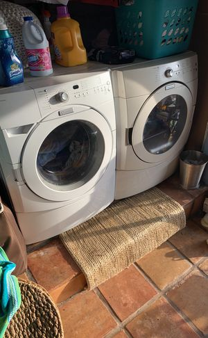 Maytag washer and dryer. Front loader. for Sale in Davie, FL