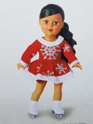 Madame Alexander Doll Skate Outfit ~ Fits American Girl Doll for Sale in Artesia, CA