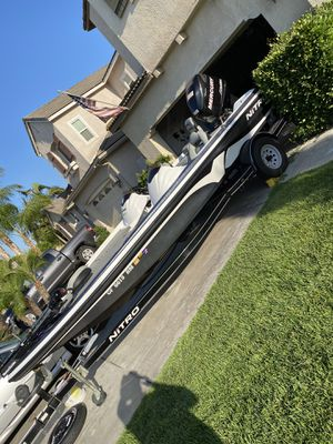 2007 Nitro Bass Boat for Sale in Eastvale, CA