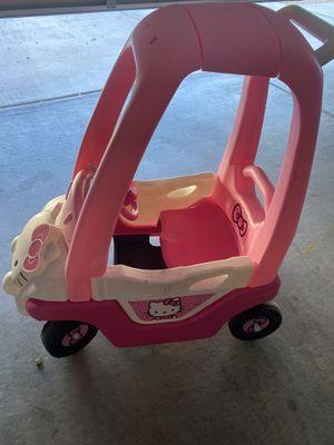 Toddler ride on car for Sale in Buckeye, AZ