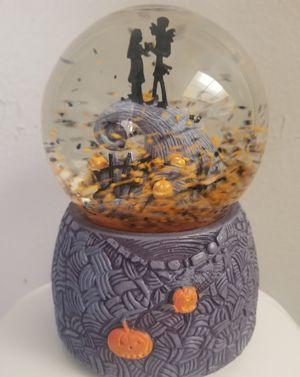 Nightmare before christmas snow globe for Sale in Belleair, FL