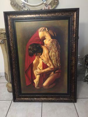 Cuadro pintado muy bonito for Sale in Miami, FL