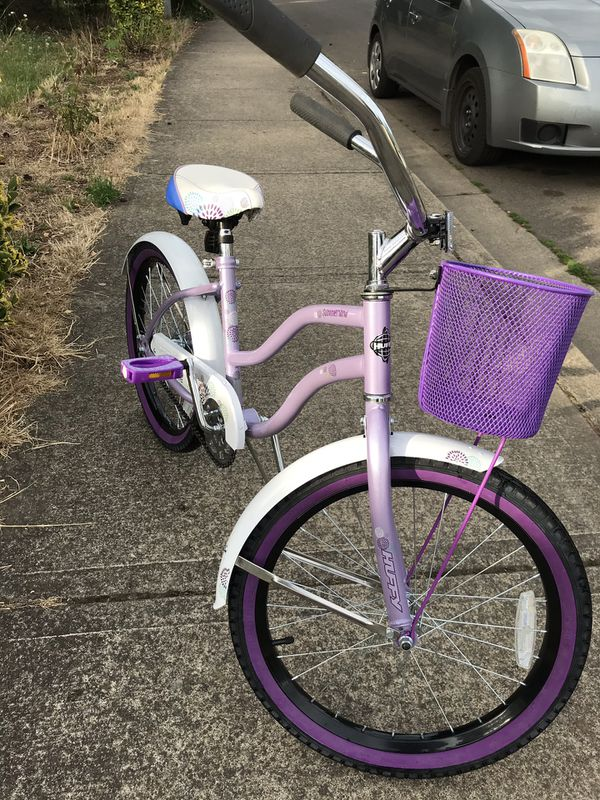 "NICE!! Girls beach cruiser 20"" for sale"