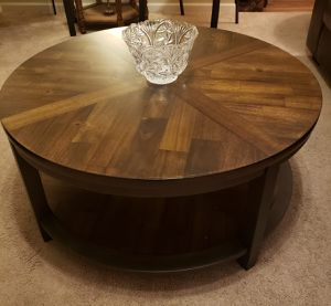 Ashley coffee table and 2 side tables for Sale in Wichita, KS