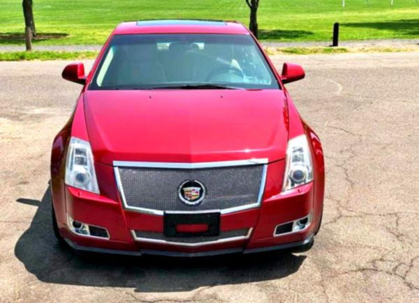 No need to worry with 2OO9 Cadillac CTS