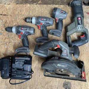 18v Porter Cable Tools for Sale in Stafford, VA