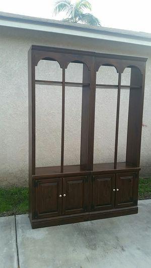 Wood stand/ shelve / bookshelve for Sale in Norwalk, CA