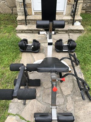exercise equipment for Sale in Worcester, MA