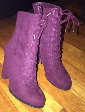 3/4 Heel Boot *Worn Once* for Sale in Wilmington, DE