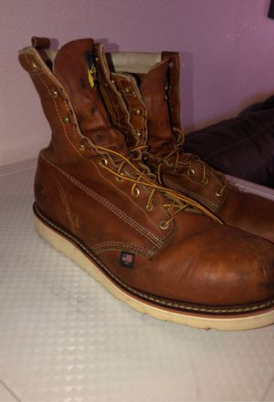 thorogood work boots size 13ee for Sale in Phoenix, AZ