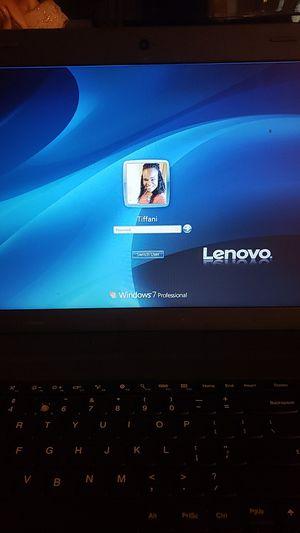 Lenovo ThinkPad for Sale in Longview, TX