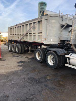 Dump trailer for Sale in Plainfield, NJ