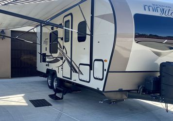 2018 Forest River Rockwood Mini Lite for Sale in Sanger,  CA
