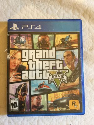 GTA 5 for Sale in Stockton, CA