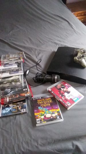 Ps3 and games for Sale in FR SETTLEMENT, LA