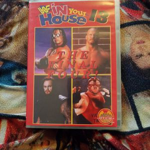 Wwf In Your house 13 The Final Four Dvd for Sale in Chicago, IL