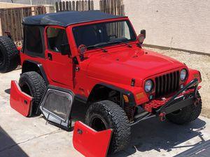 1997 Jeep Wrangler tj for Sale in Phoenix, AZ