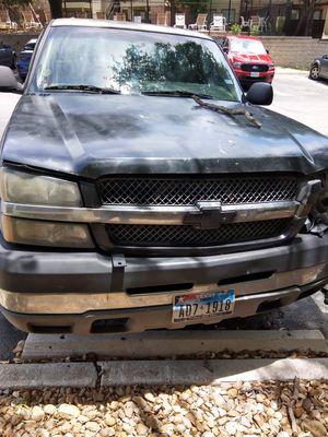 Chevy Silverado 2004 for Sale in San Antonio, TX