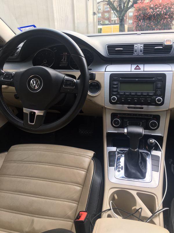 Volkswagen CC sport luxury 2009