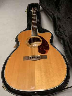 Fender pm3 standard acoustic/electric guitar for Sale in Evansdale, IA