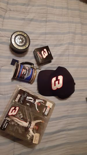 Dale Earnhardt collection 5pieces for Sale in North Attleborough, MA
