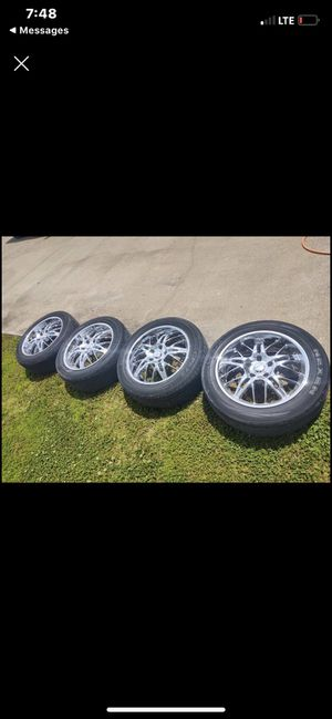 Menzari High Performance Rims for Sale in Rogers, AR