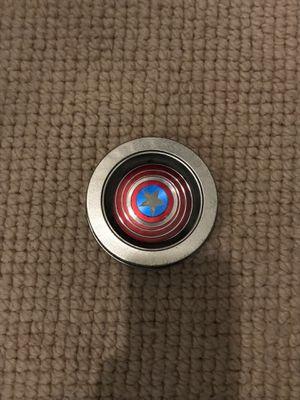 Captain America fidget spinner for Sale in La Mesa, CA