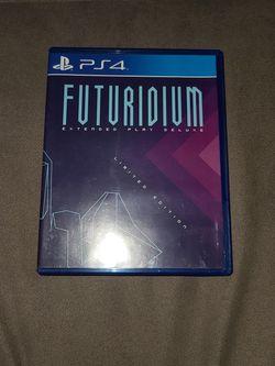 Futuridium Ps4 for Sale in Ben Lomond,  CA