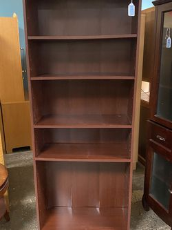 Dark Brown Bookshelf for Sale in Bellevue,  WA