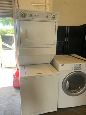 Kenmore stackable washer and dryer for Sale in Tampa, FL
