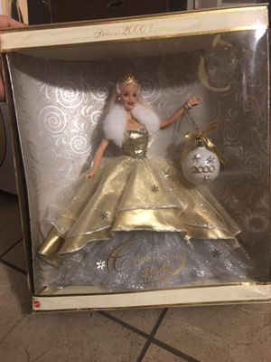 limited edition Barbie for Sale in Oakland, CA