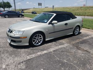 2005 Saab 9-3 Aero Convertible for Sale in Mabank, TX