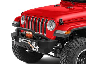 RedRock 4x4 Crawler Stubby Front Bumper w/ Winch Mount Jeep JL Wrangler for Sale in North Miami, FL