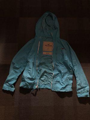 Light blue Aeropostale raincoat for Sale in Atlanta, GA