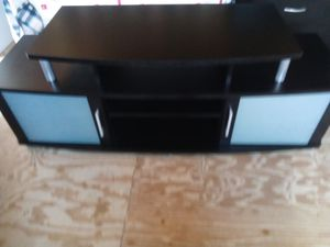 Black tv stand for Sale in Lebanon, TN