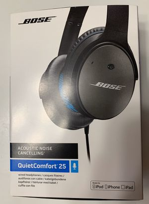 Bose QuietComfort 25 for Sale in Cleveland, OH