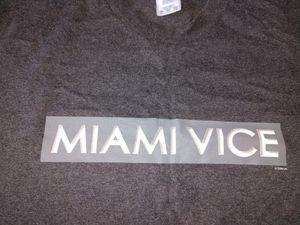 Miami Vice movie promo shirt for Sale in Newport News, VA