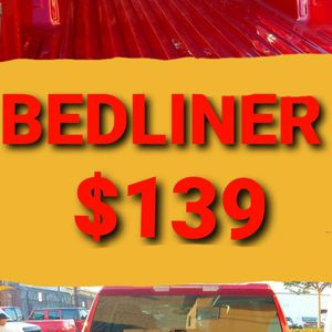 BED LINERS FOR TRUCK IN STOCK for Sale in Whittier, CA