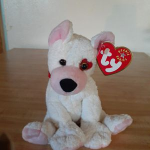 Beanie Babies Cupid Stuffed Animal Dog Puppy for Sale in Bernalillo, NM