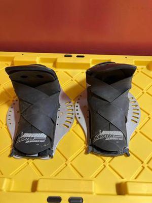 HYPERLITE SHIFTER YOUTH WAKEBOARD BINDINGS SIZE XS-SMALL! for Sale in Vista, CA