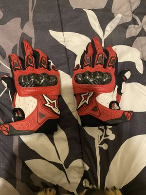 Alpinestar gloves size small for Sale in Los Angeles, CA