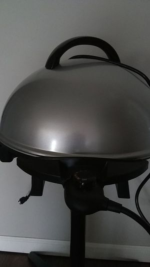 Jorge Forman electric grill for Sale in Bloomington, IL