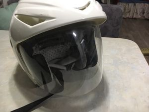 AFX 3/4 Face Shield Motorcycle Helmet Size Small Dual Sport Street Use for Sale in Corona, CA
