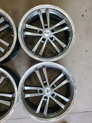 """🔥 BMW 18"""" TSW Rims 5x120 with TPMS sensors for Sale in MUNDELEIN, IL"""