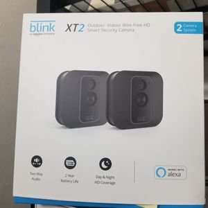 Blink XT2 Security Camera Set for Sale in Miami, FL